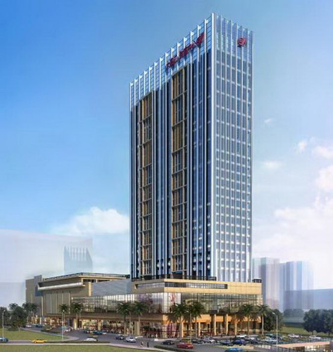 大嘉汇·东盟国际商贸港—大嘉汇·财富中心(46#楼)